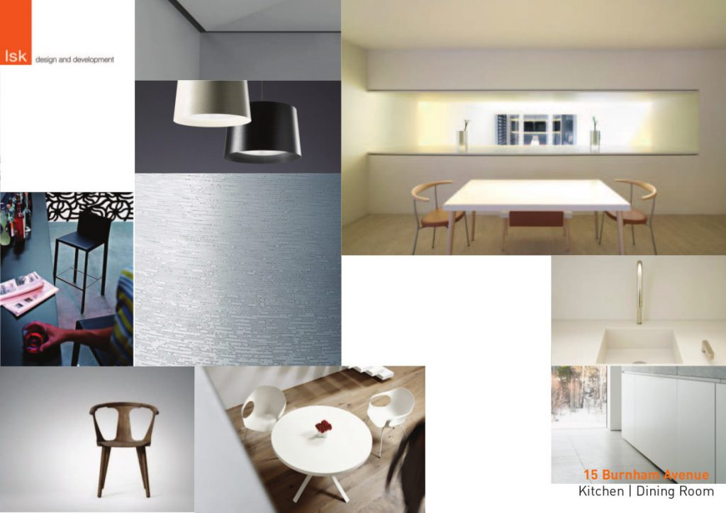 Burnham Avenue Beaconsfield Buckinghamshire Mood Board 4